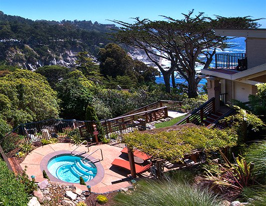 Our Enchanting Luxury Hotel In Carmel Highlands Overlooks The Sur Coastline And Is Rated One Of Best Hotels California Top 10 For